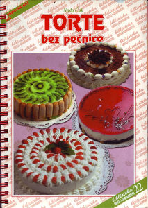 Torte bez pećnice - Nada Ćuk