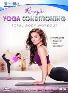 Roxys Yoga Conditioning Total Body Workout-DVD