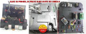 BSI ELEKTRONIKA 3677079J30 SUZUKI SX4 2006 152309