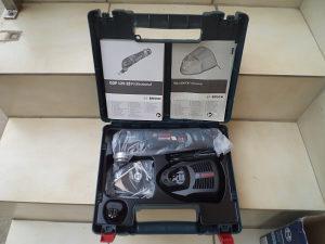 Bosch aku multikuter NOV 2017g EC motor