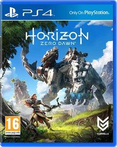 Horizon Ziro Dawn - PS4 - Playstation 4