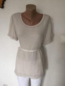 Majica lzenska L, xl, bez, duzi model nova
