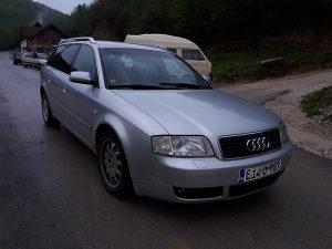 Audi a6 karavan 2,5 tdi