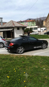 Hyundai tibron sport verzia