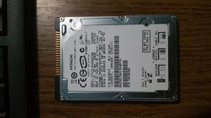 IDE hard disk 100gb