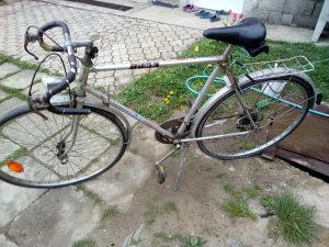 Biciklo rog