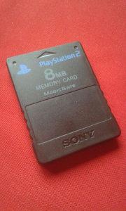 Sony PS2 Memory Card (MagicGate)