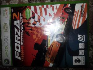 Forza Motosport 2 xbox x-box x box 360