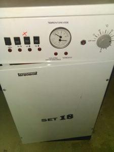 Pec za centralno grijanje na struju