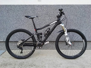 """Cube Stereo Race CARBON 27.5"""" 2x11"""