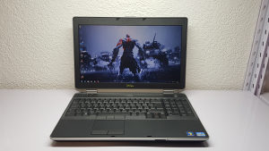 DELL E6530  i7-3540M / 8GB/ 320GB/ 2 grafike/ Full HD