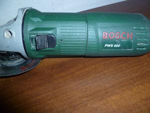 Brusilica BOSCH PWS 650 ORIGINAL