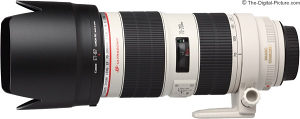 Canon 70-200mm f/2,8 L is usm ii