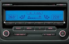 Orginal Auto radio Golf 6, Pasat. CD MP3