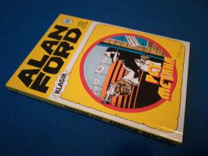 Alan Ford klasik broj 181 Pet metaka