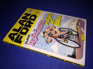 Alan Ford klasik broj 179 Ruzicasta majica za Boba