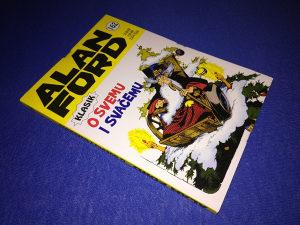 Alan Ford klasik broj 162 O svemu i svačemu