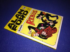 Alan Ford klasik broj 146 Rebus