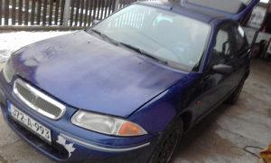 Rover auto