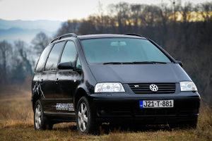 VW SHARAN PLIN