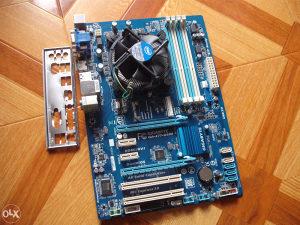 GIGAGYTE Z77/DS3H-Intel Core i5 3570 3.4GHz