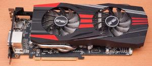 Asus R9 270X 2GB DDR5 256bit