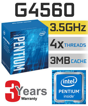 Winston GTX1050Ti Windforce OC: Intel G4560 4x3.5GHz