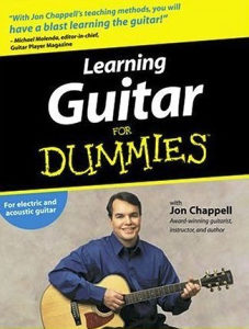 Learning Guitar For Dummies-DVD