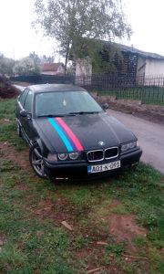 BMW 316 tek registrovan plin  ide i polica