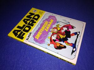 Alan Ford klasik broj 144 Smrtonosni zadah