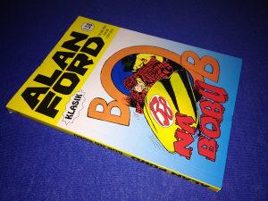 Alan Ford klasik broj 138 Bob na bobu