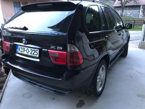 BMW X5 160KW