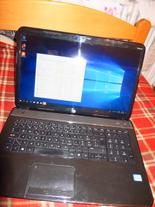 Laptop HP G7 i7 3g, 1Tb, 17""