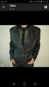 Kozna jakna,zamjena za manju