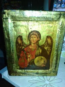 ikona sveti arhangel mihail