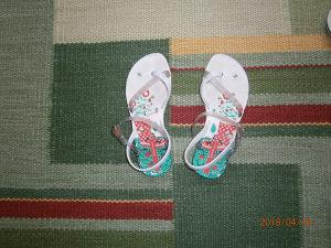 IPANEMA Gisele Bundchen sandalice,Broj 34/35.Kao nove!