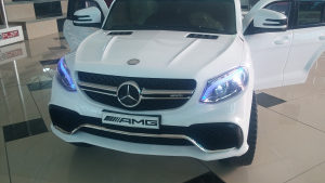 AUTO NA BATERIJE MERCEDES  GL63 S AMG