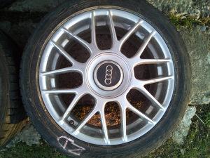 Aluminiske felge Audi