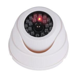 Lazne sigurnosne kamere bijela kamera lazna