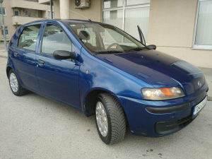 Fiat Punto JTD KLIMA