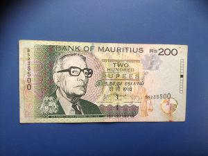 Novčanice MAURICIJUS