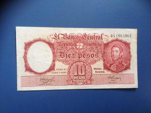 Novčanice ARGENTINA