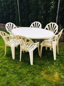 Stol i 6 stolica-vrtni namjestaj 02