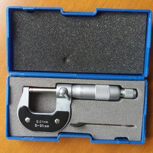 mikrometar 0-25 mm