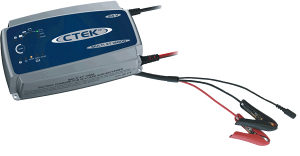 CTEK 24V 14A 8-Stage Smart Battery Charger