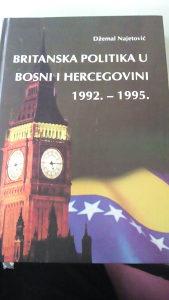 Džemal Najetović-Britanska politika u BiH 92-95