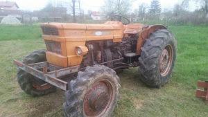 Traktor Fiat duplak 65 konja