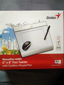 MousePen Tablet 6x8 Graficki Tablet