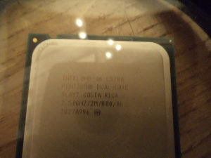 Procesor   2,33  GHZ- 4 M --1333
