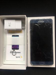 NOV Galaxy Samsung Note 5